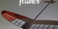 feather-squared-micro-rc-glider-ultralight-radio-control-glider-plane-balsa-wood-super-light