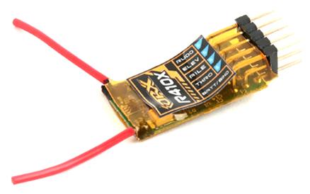 OrangeRx R410X DSMX Compatible 2 4Ghz Receiver