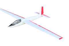 SZD-21-2B-Kobuz-3d-slope-glider-german-rc-radio-control-slopoing-RC