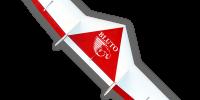 Bluto-slope-soaring-glider-kit