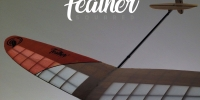 feather-squared-micro-rc-glider-ultralight-radio-control-glider-plane-balsa-wood-super-light