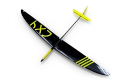 Concept-CX4-Carbon-fiber-discus-launch-rc-glider-airplane-radio-control