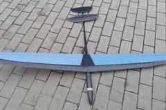 Osiris-2-dlg-glider-kit-radio-control-rc-airplane-composit-carbon-fiber-RC-Remote-controlled-glider-sailplane-discus-launch-HLG