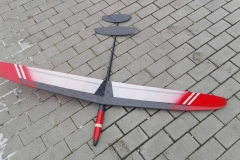 Osiris-2-dlg-glider-kit-radio-control-rc-airplane-composit-carbon-fiber-RC-Remote-controlled-glider-sailplane-discus-launch
