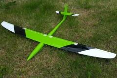 Dynamic-D40-fast-fastest-radio-control-glider-rc-plane-aero-model