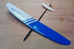 Prcek-mini-F3F-micro-rc-glider-slope-soaring-radio-control-servo-tail-composit-carbon-fiber-uk-usa-kit-hobby