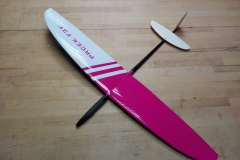 Prcek-mini-F3F-micro-rc-glider-slope-soaring-radio-control-servo-tail-composit-carbon-fiber-uk-usa
