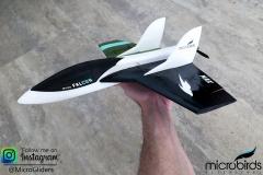 1_DIY-foam-carbon-fiber-composit-depron-Micro-Falcon-Jet-RC-Microbirds-RC-fast-radio-controlled-electric-supers-sonic-turbine-motor-jet-airplane