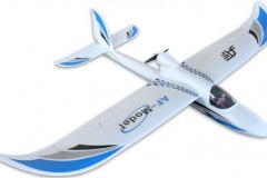 Sky-Surfer-1400mm-55-EPO-Electric-RC-Airplane-Kit-Blue-General-Hobby