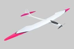 Rc-Glider-Gliderman-3m-Wing-Span-Arf-Ep-Sailplane-With-Flaps