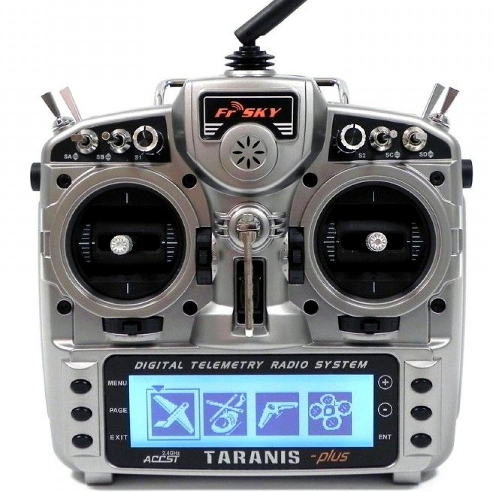 FrSky Taranis X9D radio transmitter RC