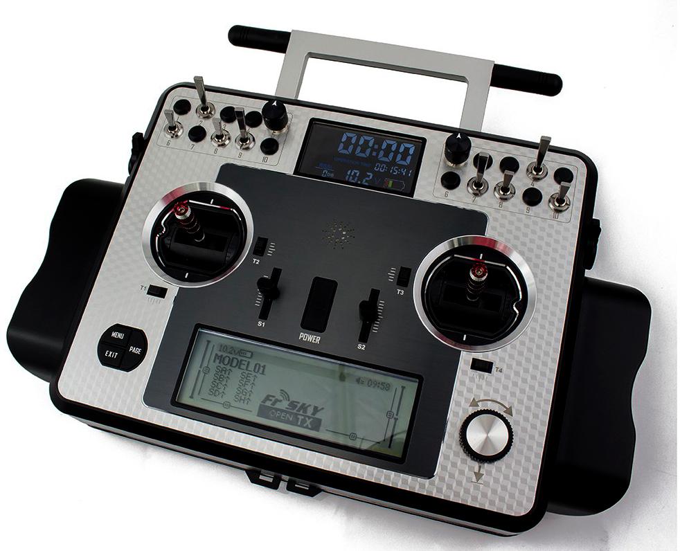 FrSky Taranis X9E 2.4GHz ACCST Radio transmitter