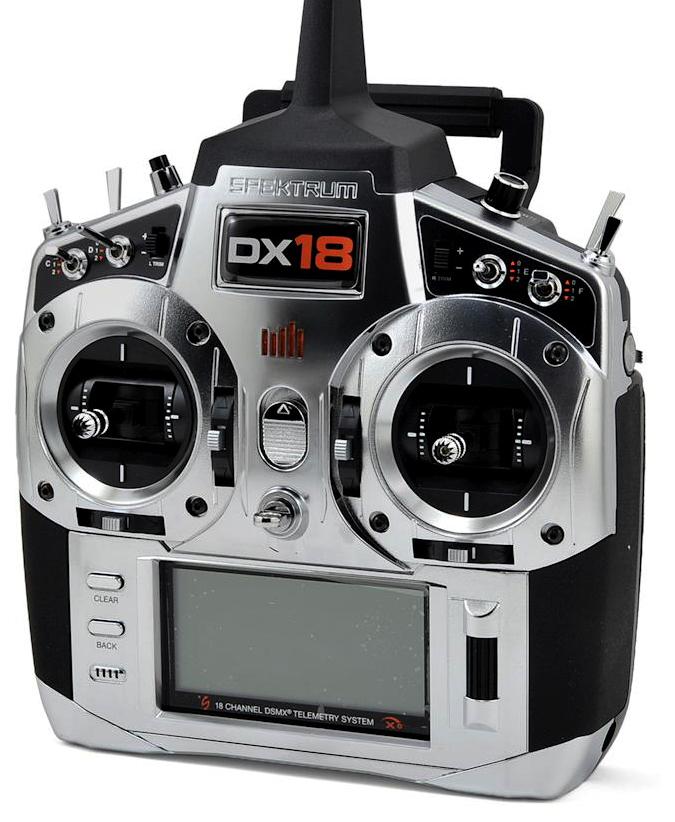 Spektrum RC DX18 radio rc transmitter