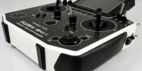 Duplex 2.4EX handheld transmitter DS-16 Carbon Fiber