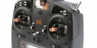Spektrum DX6 radio glider transmitter