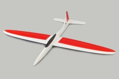 RC-Saliplane-FRP-Pincho-High-Speed-Slope-Sports-Glider-Red-ARF
